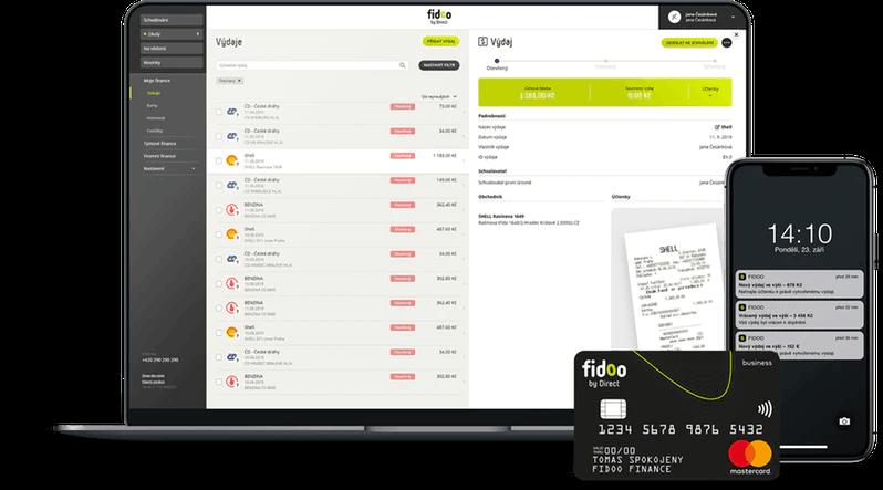 Fidoo - konečně normální finance