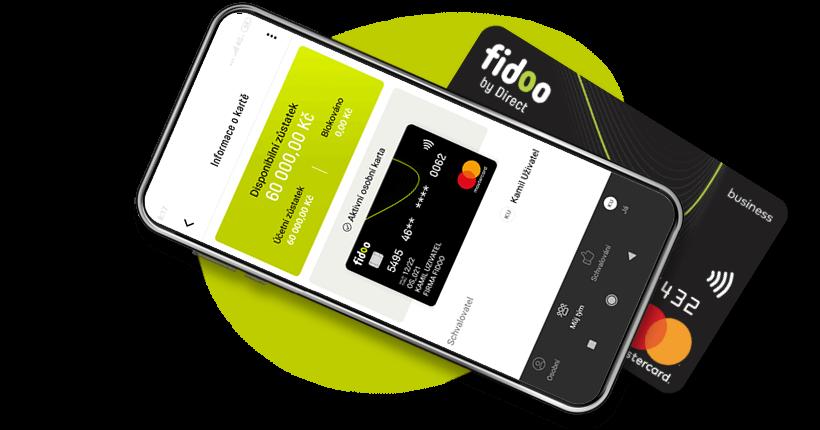 Používáním Fidoo karty zajistíte větší bezpečnost svým zaměstnancům