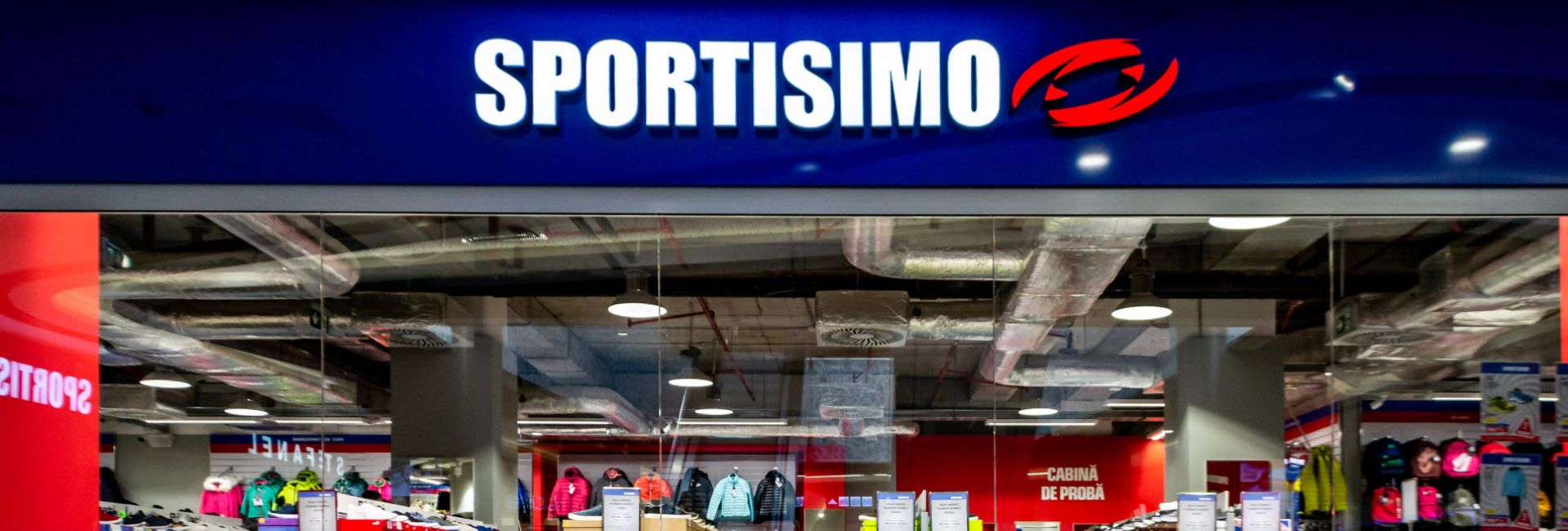 Sportisimo Reference