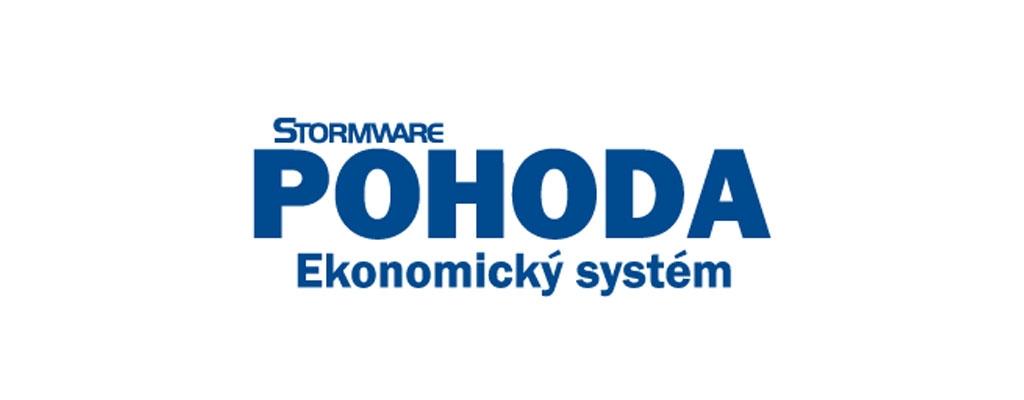 Logo Účetní systém Pohoda